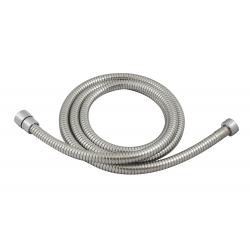 Flexible hose shower extendible