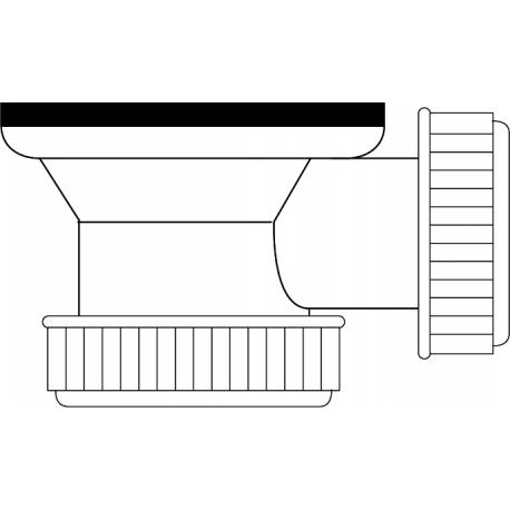 Valve shower trays