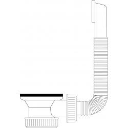 Válvula con rebosadero redondo