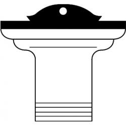 Válvula tapón