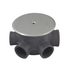 Bote Siphonico PVC alargable