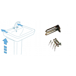 Set screw tank WC