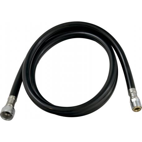 Hose PVC black