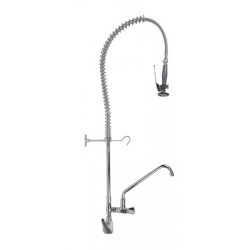 Pre-Rinse Kitchen Faucet Single Lever Mixer with spout
