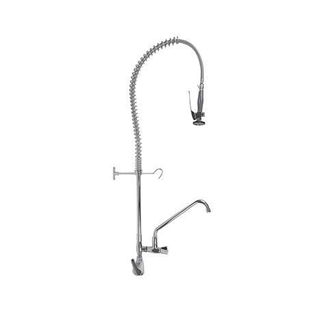 Pre-Rinse Kitchen Faucet Single Lever Mixer