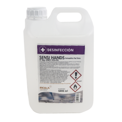 Hydroalcoholic gel 5000 ml