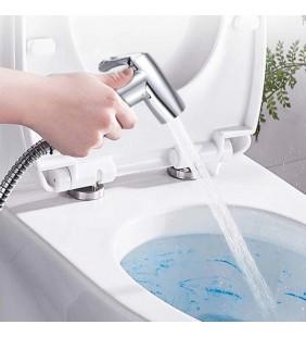 Conjunto higiénico ECONOMICO CROMADO