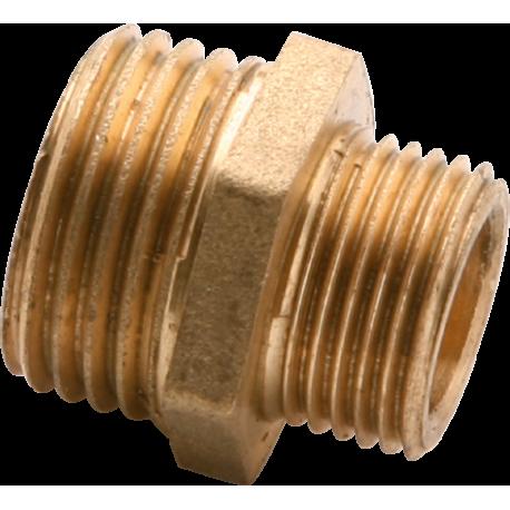 Contrarrosca of brass