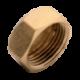 plug female brass