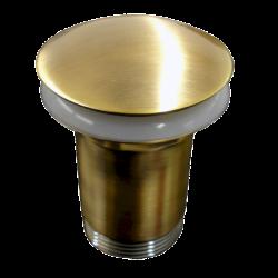 CLIC-CLAC Universal Valve Brass Viejo