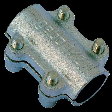 Abrazadera tipo DC para tubo acero