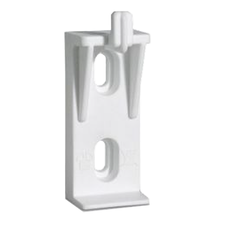 Support to radiator Plastic 1 nail