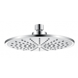 SHOWER HEAD ROUND ABS CROMADO
