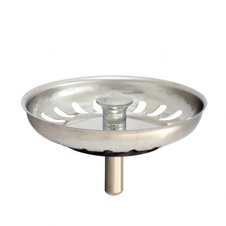 plug of sink TEKA with axis metallic