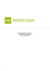 WATER SAVE