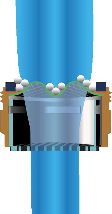 Mezclador de aire y agua