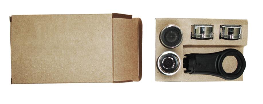 caja carton 4 aireadores ecologica