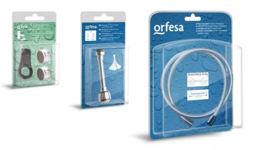 packaging orfesa blisters